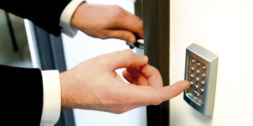 Access is gained by using a code or PIN with a keypad or by presenting a valid token to readers. Simple token management using token packs makes ... & Standalone Paxton Access Control Systems installed by Kalika Pezcame.Com
